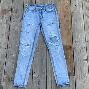America eagle jeans